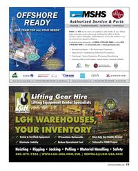 Maritime Reporter Magazine, page 15,  Apr 2015