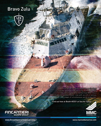 Maritime Reporter Magazine, page 25,  Apr 2015