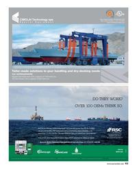 Maritime Reporter Magazine, page 41,  Apr 2015