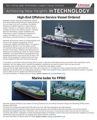 Maritime Reporter Magazine, page 54,  Apr 2015
