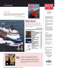 Maritime Reporter Magazine, page 4,  Apr 2015