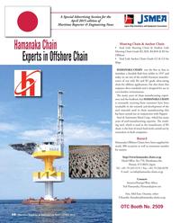 Maritime Reporter Magazine, page 58,  Apr 2015