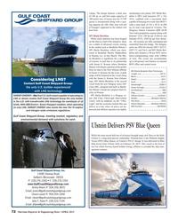Maritime Reporter Magazine, page 72,  Apr 2015