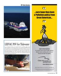 Maritime Reporter Magazine, page 73,  Apr 2015