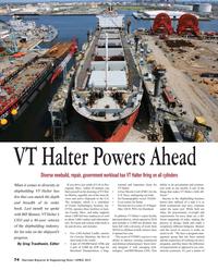 Maritime Reporter Magazine, page 74,  Apr 2015