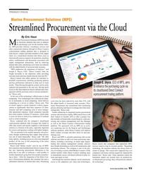 Maritime Reporter Magazine, page 93,  Apr 2015