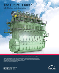 Maritime Reporter Magazine, page 9,  May 2015