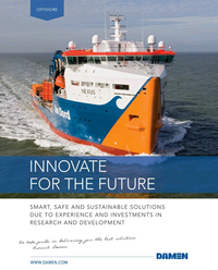 Maritime Reporter Magazine, page 11,  May 2015