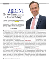 Maritime Reporter Magazine, page 12,  May 2015