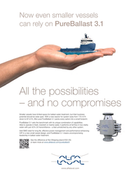 Maritime Reporter Magazine, page 23,  May 2015