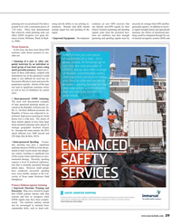 Maritime Reporter Magazine, page 29,  May 2015