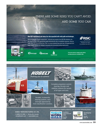 Maritime Reporter Magazine, page 33,  May 2015