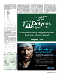 Maritime Reporter Magazine, page 43,  May 2015