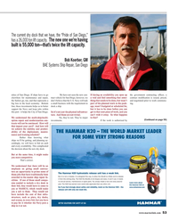 Maritime Reporter Magazine, page 53,  May 2015