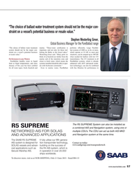 Maritime Reporter Magazine, page 57,  May 2015