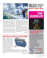 Maritime Reporter Magazine, page 67,  May 2015