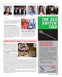 Maritime Reporter Magazine, page 69,  May 2015