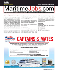 Maritime Reporter Magazine, page 75,  May 2015