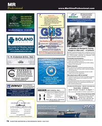 Maritime Reporter Magazine, page 76,  May 2015