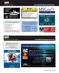 Maritime Reporter Magazine, page 77,  May 2015