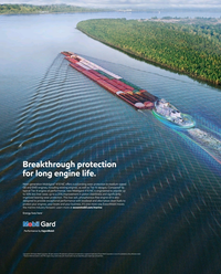 Maritime Reporter Magazine, page 7,  May 2015