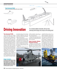 Maritime Reporter Magazine, page 10,  Jun 2015