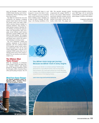 Maritime Reporter Magazine, page 11,  Jun 2015