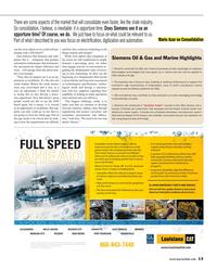 Maritime Reporter Magazine, page 13,  Jun 2015