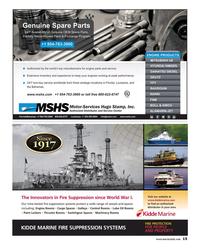 Maritime Reporter Magazine, page 15,  Jun 2015