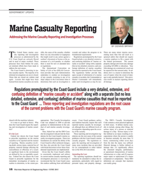 Maritime Reporter Magazine, page 16,  Jun 2015
