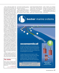 Maritime Reporter Magazine, page 17,  Jun 2015