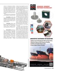 Maritime Reporter Magazine, page 19,  Jun 2015
