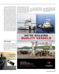 Maritime Reporter Magazine, page 21,  Jun 2015