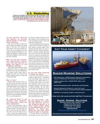 Maritime Reporter Magazine, page 29,  Jun 2015