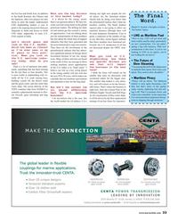 Maritime Reporter Magazine, page 33,  Jun 2015