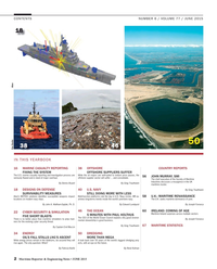 Maritime Reporter Magazine, page 2,  Jun 2015