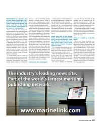 Maritime Reporter Magazine, page 49,  Jun 2015