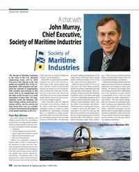 Maritime Reporter Magazine, page 56,  Jun 2015