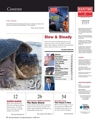 Maritime Reporter Magazine, page 4,  Jun 2015
