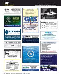 Maritime Reporter Magazine, page 76,  Jun 2015
