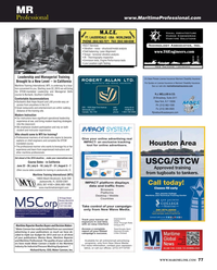 Maritime Reporter Magazine, page 77,  Jun 2015