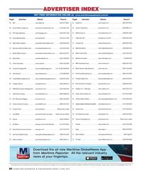 Maritime Reporter Magazine, page 80,  Jun 2015
