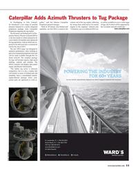 Maritime Reporter Magazine, page 11,  Jul 2015