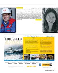 Maritime Reporter Magazine, page 13,  Jul 2015