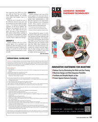 Maritime Reporter Magazine, page 15,  Jul 2015
