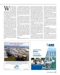 Maritime Reporter Magazine, page 23,  Jul 2015