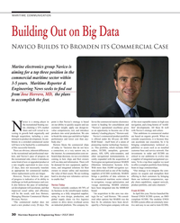 Maritime Reporter Magazine, page 30,  Jul 2015