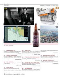 Maritime Reporter Magazine, page 2,  Jul 2015