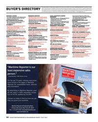 Maritime Reporter Magazine, page 50,  Jul 2015