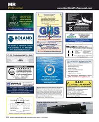 Maritime Reporter Magazine, page 52,  Jul 2015